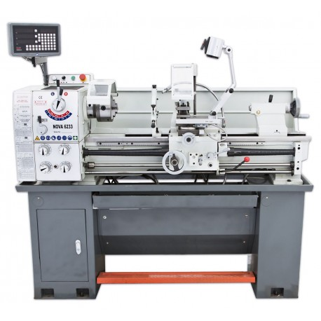NOVA 6233 Metal Lathe (3 digit )
