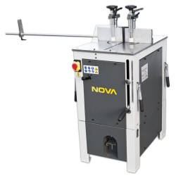 Nova AC420 circular saw for aluminium