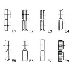 NOVA TB40 Rolls E1-E8