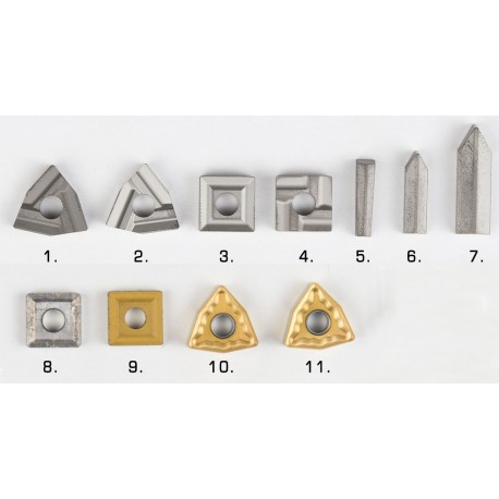 Indexable Inserts 12/14/16mm