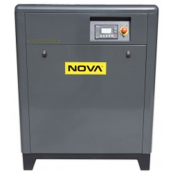 NOVA SC-15 Screw compressor, 1200 l/min, 12,5 bar
