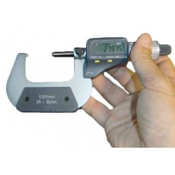 NOVA Digital Micrometer (25-50mm)