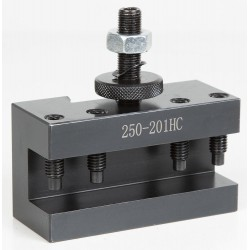 Tool Holder 250-201HC for 22 mm Quick Change Tool Post
