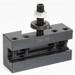 Irtokasetti 250-302 19 mm (V-ura, pyöreille terille) pikavaihtojärjestelmään