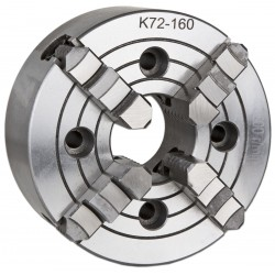 4-Jaw Chuck 320 mm with individually adjustable jaws